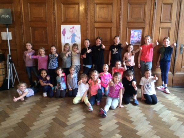 "Disneys ""Violetta"" und ""Bibi & Tina"" Danceworkshop"
